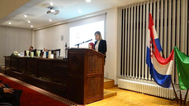 "Round-table ""Islamic Tradition of Bosniaks"" in Zagreb"