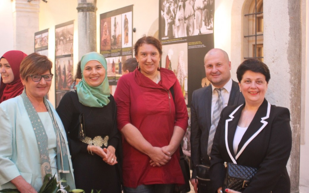 "Exhibtion: ""Hidden World of Balkan Women"""