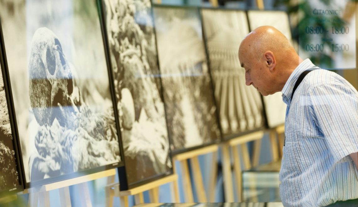 "Exhibition ""Mass Graves in Bosnia and Herzegovina"""