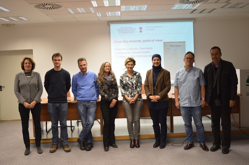 "International conference ""Religion, Minorities and Nationalities in Southeastern Europe 1900-1940"" was held in Sarajevo"