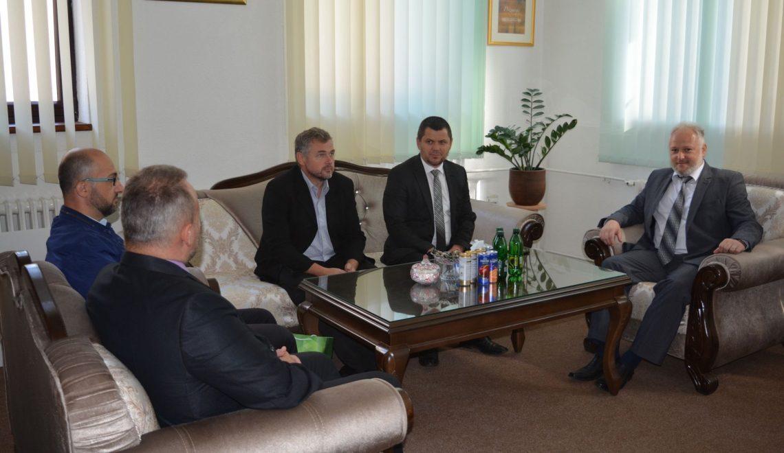 Radna posjeta Medžlisu islamske zajednice Travnik
