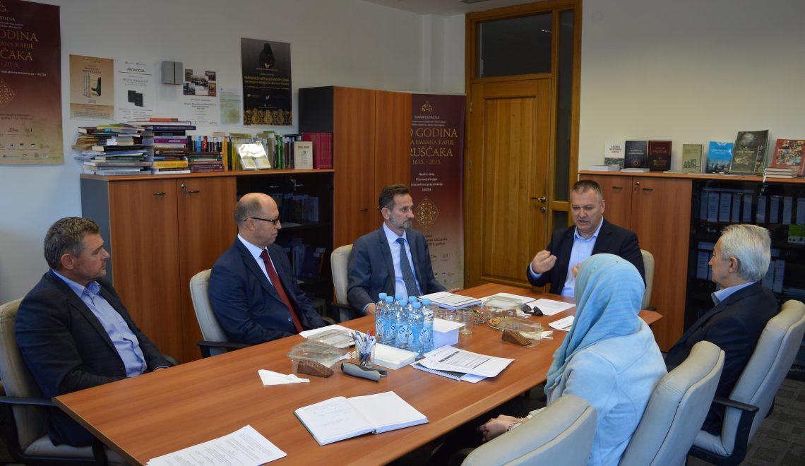 Imenovan novi direktor Instituta za islamsku tradiciju Bošnjaka