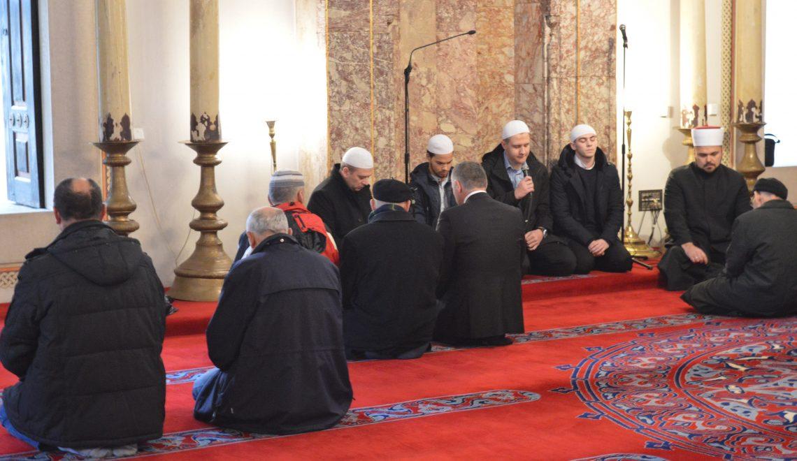 """Fotogalerija s manifestacije """"100 godina od smrti reisa Mehmeda Teufika Azabagića"""""""