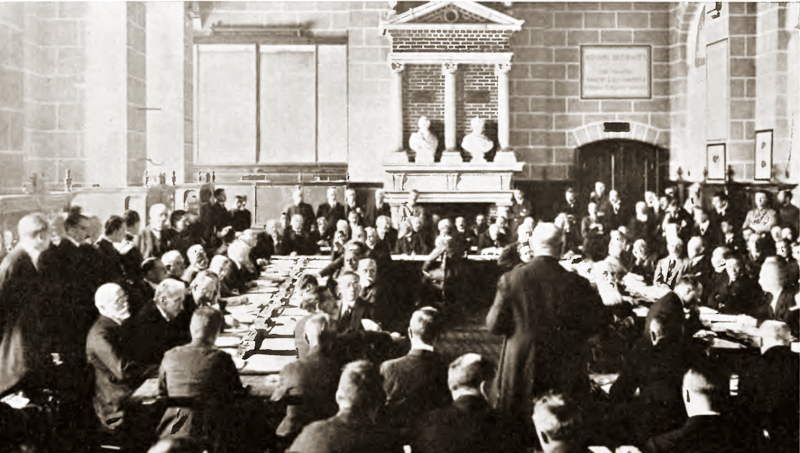 INTERNATIONAL CONFERENCE: MUSLIMS OF YUGOSLAVIA AFTER THE GREAT WAR: ONE HUNDRED YEARS AFTER THE PEACE TREATY OF SAINT GERMAIN