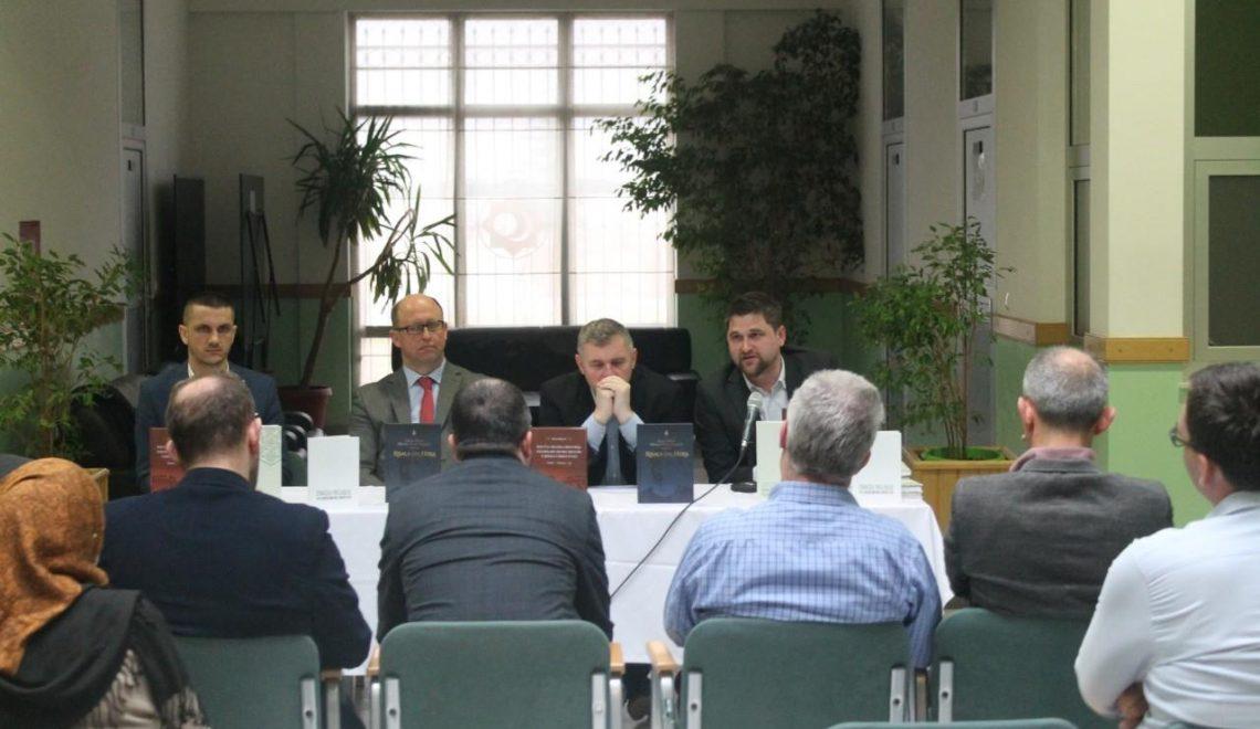 Nova izdanja Instituta za islamsku tradiciju Bošnjaka predstavljena u Karađoz-begovoj medresi
