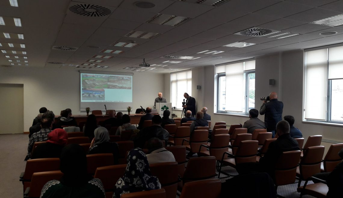"Javno predavanje ""Kako je obnavljana Ferhadija džamija"""